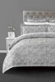 ELYSIAN Romany Jacquard Quilt Cover Set Queen Bed