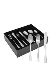 SMITH & NOBEL Paramount 42 Piece Cutlery Set