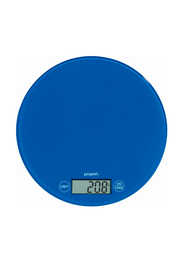 PROPERT  5Kg Round Kitchen Scale Blue