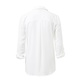 SIMPLY VERA VERA WANG Rolled Cuff Georgette Shirt