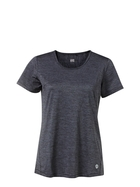 LMA ACTIVE Shadow Stripe Space Dye Tee