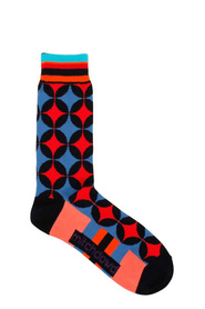 MITCH DOWD CIRCLE STRIPE SOCK XMDM776