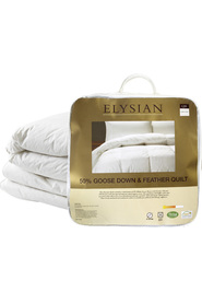 ELYSIAN 50% Goose Feather And 50 % Down Quilt Qb