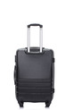SWISS EQUIP METZ LARGE EXPANDABLE 4WD TROLLEYCASE