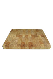 S+N END GRAIN RECT BOARD 45X34X3.5CM