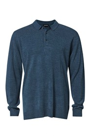 BRONSON Soft Touch Polo Knitwear