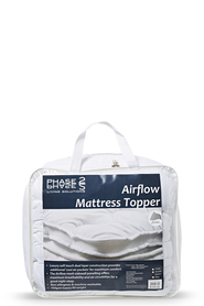 PHASE 2 Airflow Mattress Topper Qb
