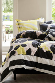LINEN HOUSE Felis Cotton Quilt Cover Set Queen Bed