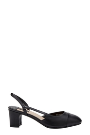 KHOKO ZARA TWO TONE SLING BACK