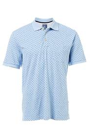 WEST CAPE CLASSIC PRINTED PIQUE POLO