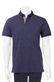 UJC THICK STRIPE POLO 07UJCP508
