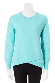 LMA ACTIVE Dolman sleeve Zip Through Hoody