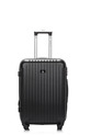 SWISS EQUIP DIJON LARGE 76CM EXPANDABLE 4WD TROLLEYCASE
