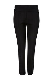 SIMPLY VERA VERA WANG Mid Rise Stretch Pant