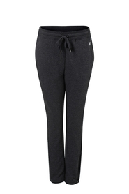 LMA ACTIVE French Terry Skinny Trackpant With Zips