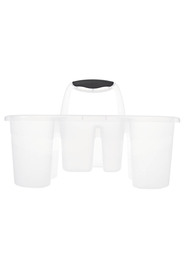 STERILITE Bath caddy clear