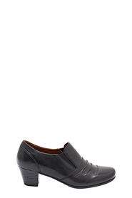 HUSH PUPPIES GRACE LEATHER SHOTEE