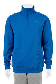 DIADORA Mens 1/4 zip fleece top
