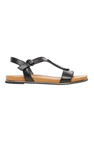 HUSH PUPPIES Jordan Leather Strap Sandal
