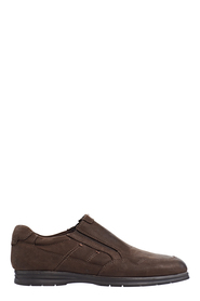 HUSH PUPPIES Kerb slip on leather casual
