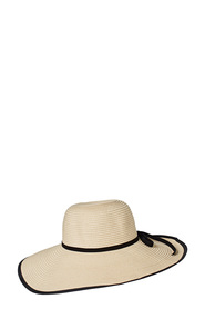 KHOKO BOW TRIM HAT KSH006