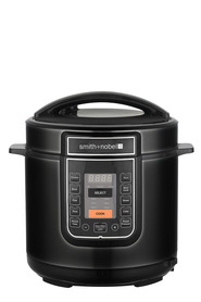 SMITH & NOBEL Multicooker Black
