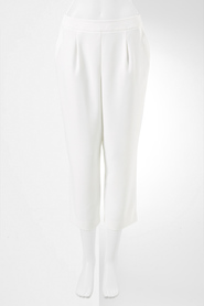 SIMPLY VERA VERA WANG Tailored Crepe Culotte