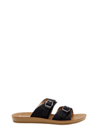 SAVANNAH REMI BUCKLE STRAP SLIDE