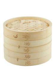 DAVIS AND WADELL Asia One Bamboo Steamer 20Cm