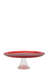MAXWELL & WILLIAMS Stellar Red Cake Stand 32cm