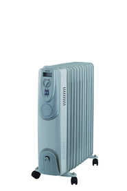 HELLER 2400W 11 Fin Oil Column Heater