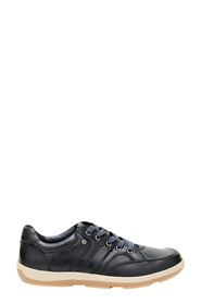 HUSH PUPPIES LEROY 2 LEATHER LACE UP