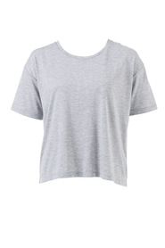 SIMPLY VERA VERA WANG Back Panel Tee