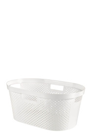 CURVER Infinity Basket White 40L