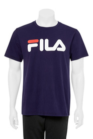 FILA Logo Cotton Tee