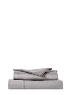BELLA RUSSO 500 Thread Count Egyptian Cotton Sheet Set King Bed