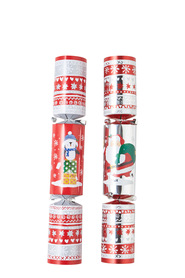 TOM SMITH Family Fun Crackers 12 Pack