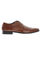 BRONSON ALEX LACE UP BUSINESS, BROWN, 7