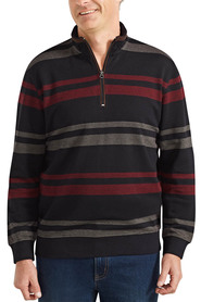 BACK BAY Classic Half Zip Sweatshirt