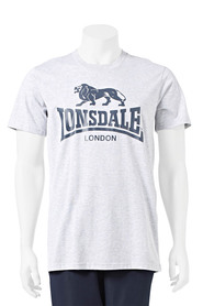 LONSDALE Mens norland short sleeve tee
