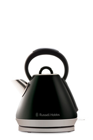 RUSSELL HOBBS Heritage Vogue Kettle Black