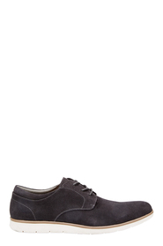 JULIUS MARLOW POUNCE SUEDE LEATHER CASUAL LACE UP