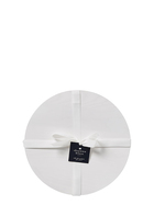SHAYNNA BLAZE 2 Piece White Wash Placemat