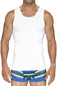 BONDS Bonds Chesty Athletic Singlet