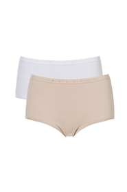 KHOKO Cotton Full Brief 2Pk