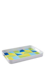 SOREN Geo Handles Serving Tray W