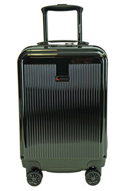QANTAS Winton 8WD 55cm Trolley Case Black