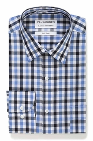 VAN HEUSEN Multi Check Shirt