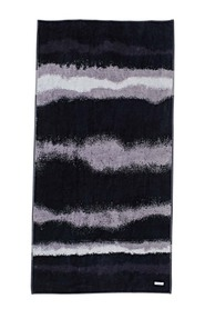 SIMPLY VERA VERA WANG Velour Beach Towel Grotto