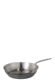 S+N PVD COATED GMETAL FRYPAN 28CM GREY